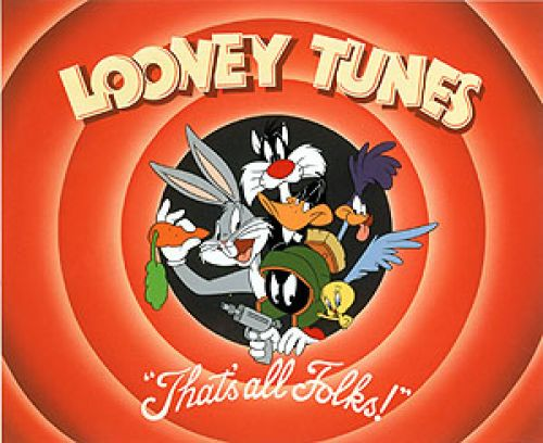 Looney Tunes, that's all folks